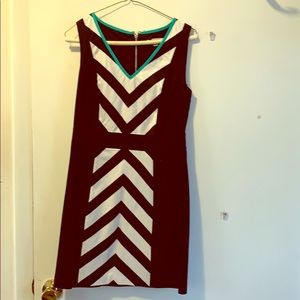 Sandra Darren Size 6 Dress